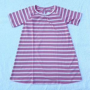 Gap Striped T-Shirt Dress Size 3T NWT